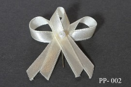 Kokardki weselne PP-002
