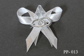 Kokardki weselne PP-013