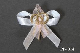 Kokardki weselne PP-014
