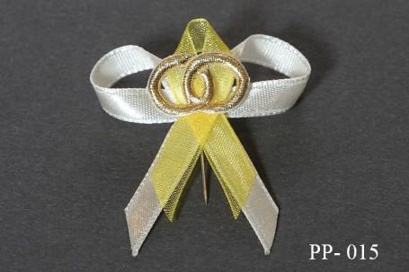 Kokardki weselne PP-015