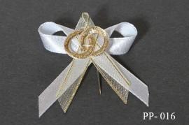 Kokardki weselne PP-016