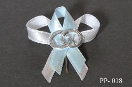 Kokardki weselne PP-018