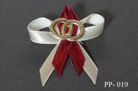Kokardki weselne PP-019
