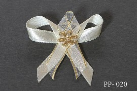 Kokardki weselne PP-020