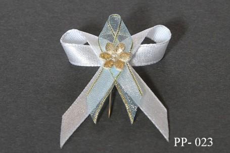 Kokardki weselne PP-023