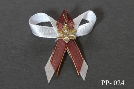 Kokardki weselne PP-024