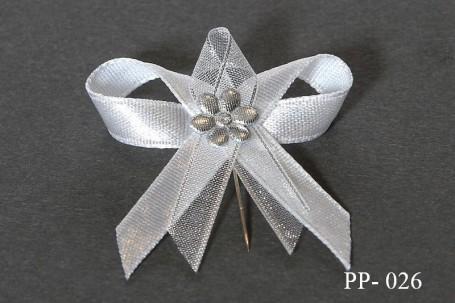 Kokardki weselne PP-026